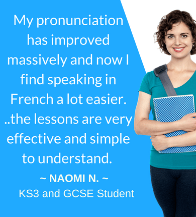 What is the difference between IGCSE French and the normal GCSE French?
