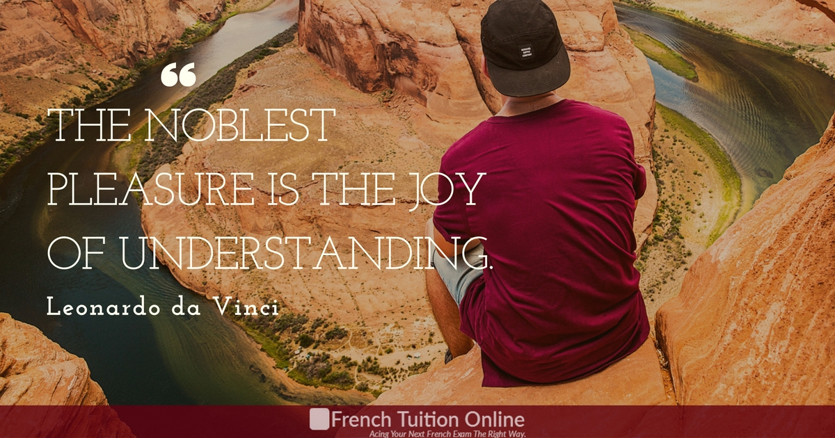 Kick Start Your French Quote of the week 7