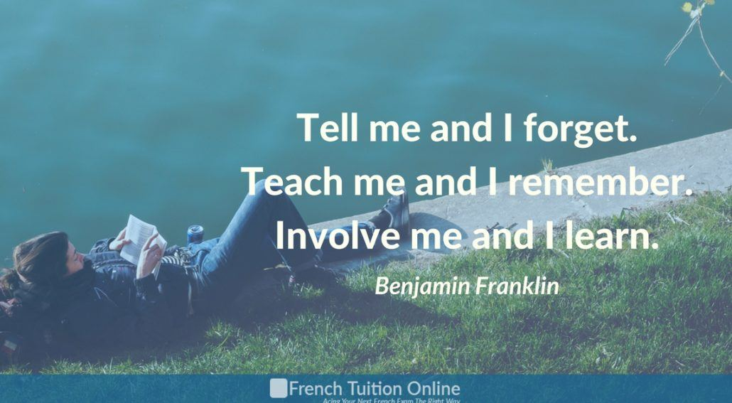 Kick Start Your French Quote of the week 8