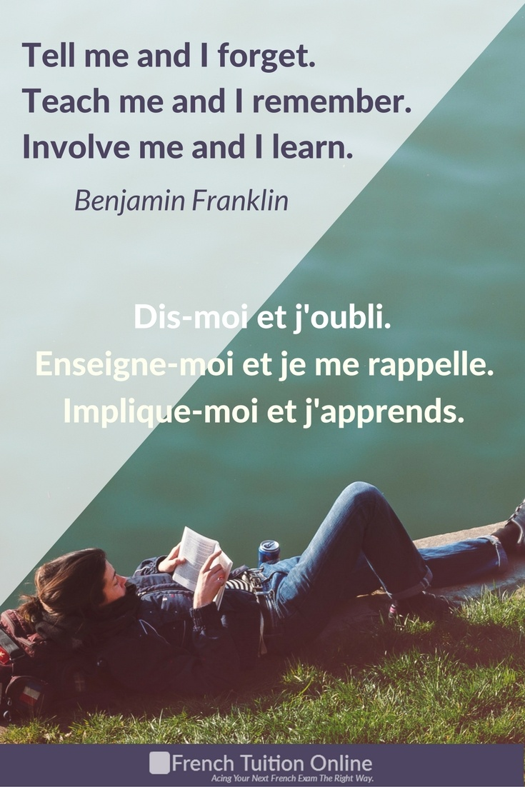 Kick Start Your French Quote Of The Week 8 Video Efrench
